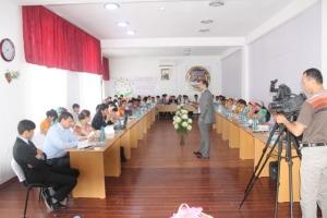 Региональный семинар/волонтерства, Курган-тюбе 2014