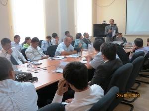 Региональный семинар/волонтерства, Худжанд 2014