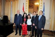 Петербург. Представителсьтва Таджикистана в МПА